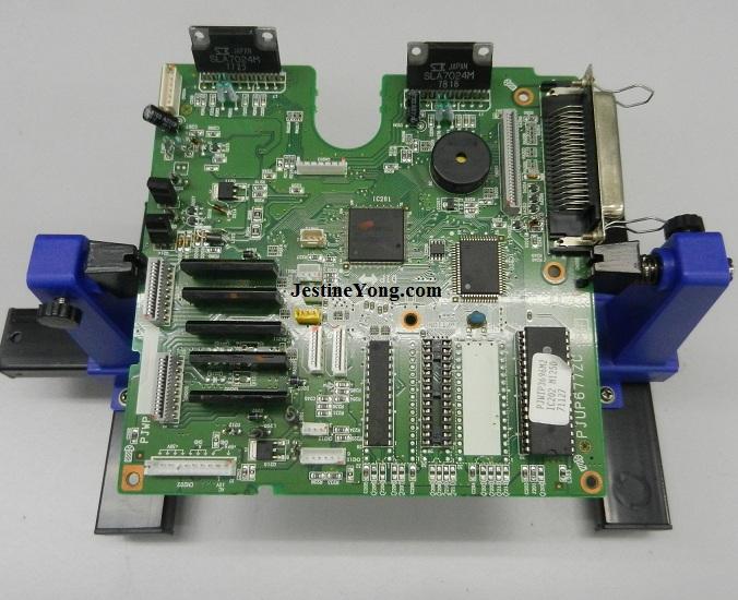 circuit board clamp
