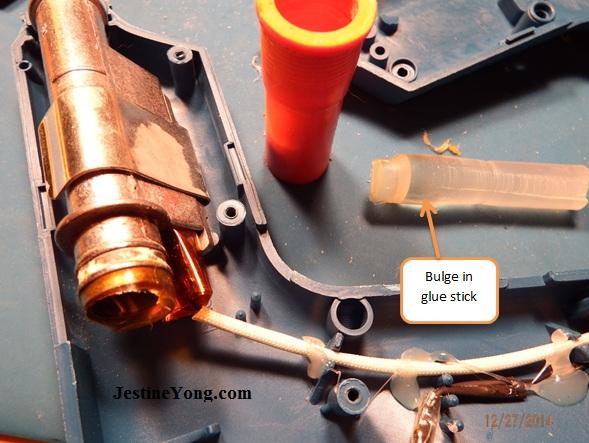 glue gunrepair