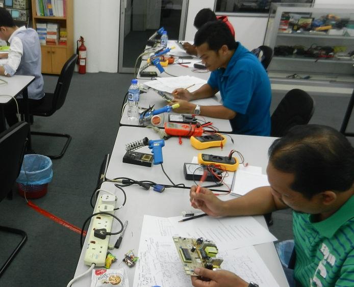 kursus elektronik asas