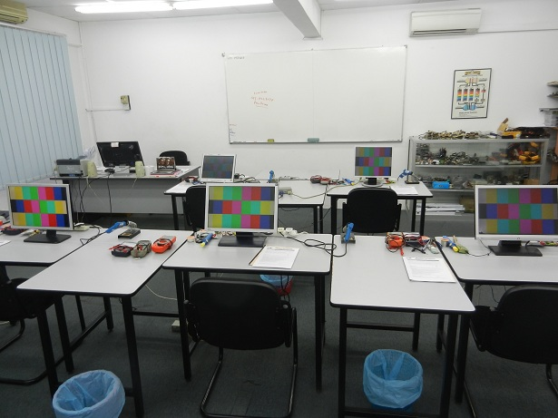 kursus teknologi industri