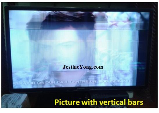 repair lcd tv display