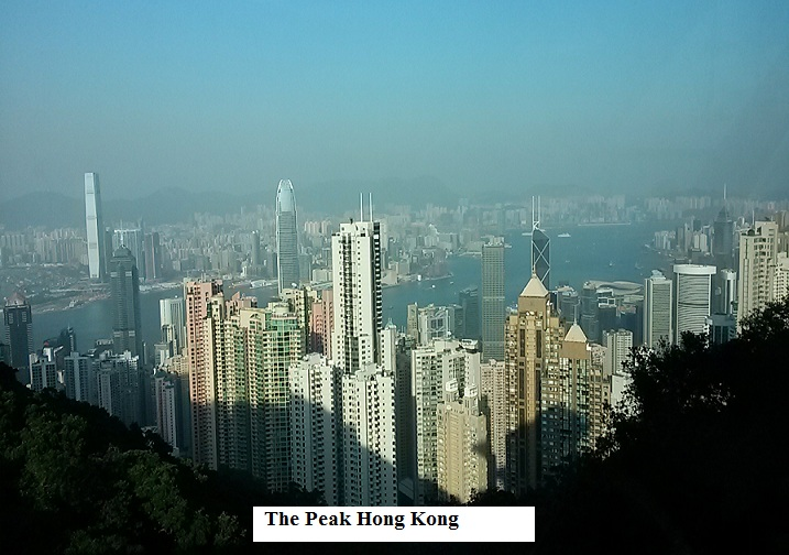 peak tower hong kong
