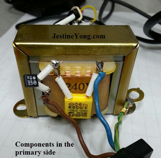 power adapter 8