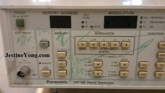 am fm signal generator