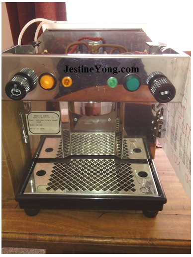 esspresso machine repair