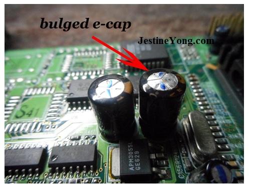 vga card repairing