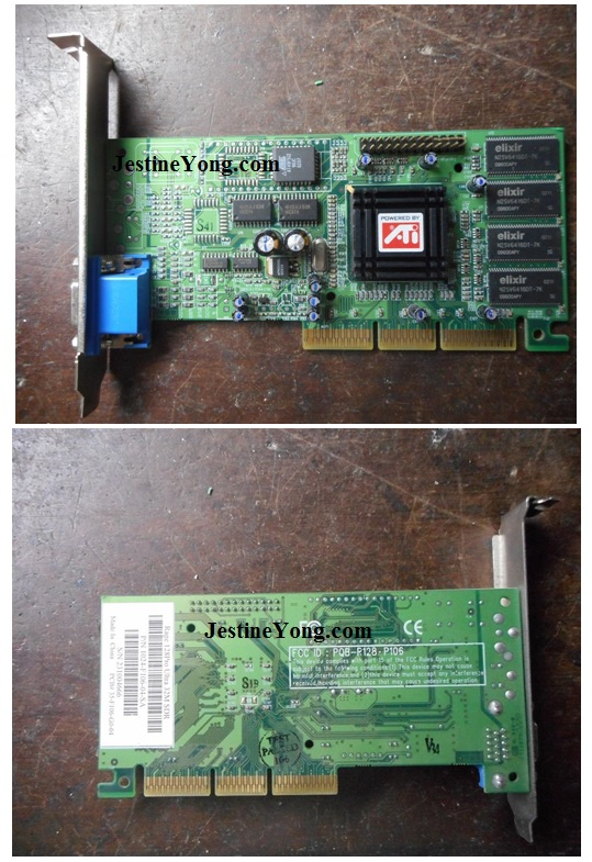 vga card repairs