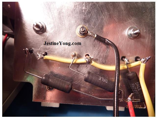 power supply resistors