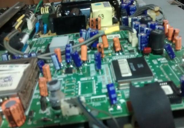 e-cap replacement