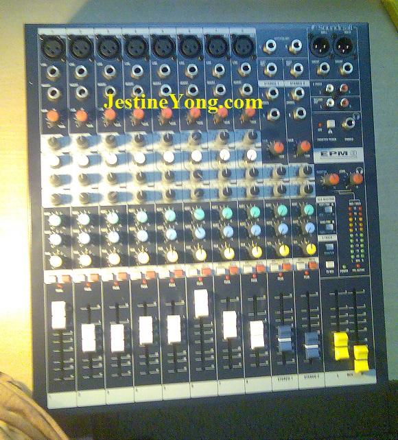 SoundCraftmixer