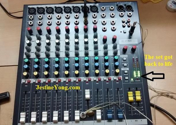 SoundcraftWorking