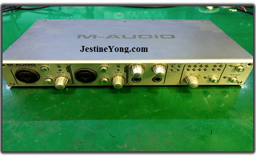 audio interface repairs