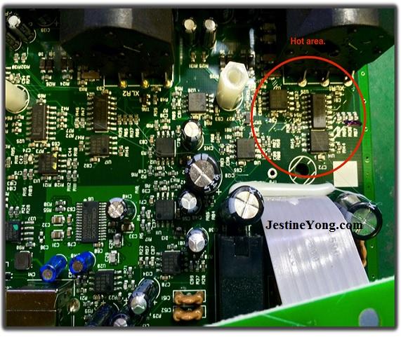 audio interface repairing