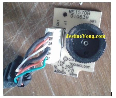 creative speaker repair