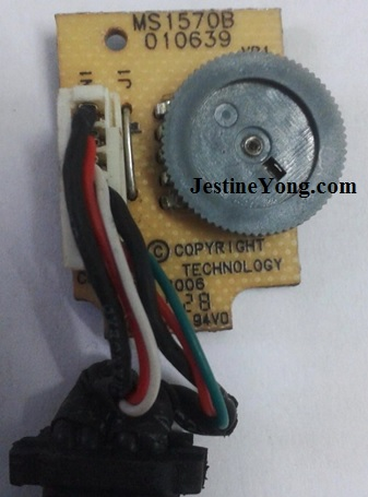creative speaker volume control repair