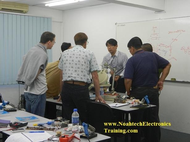 electronics training