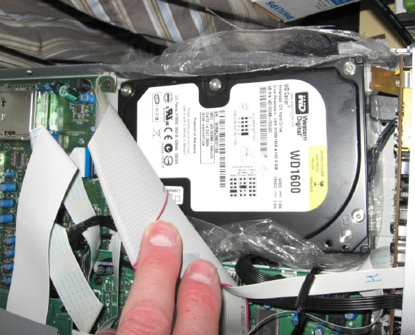 philips dvdr repairing hdd