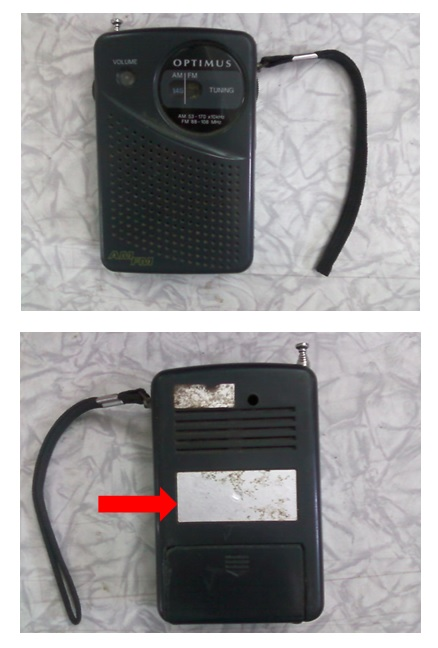 radio receiver repair