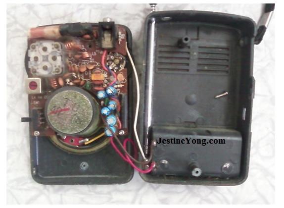 radio receiver repairs
