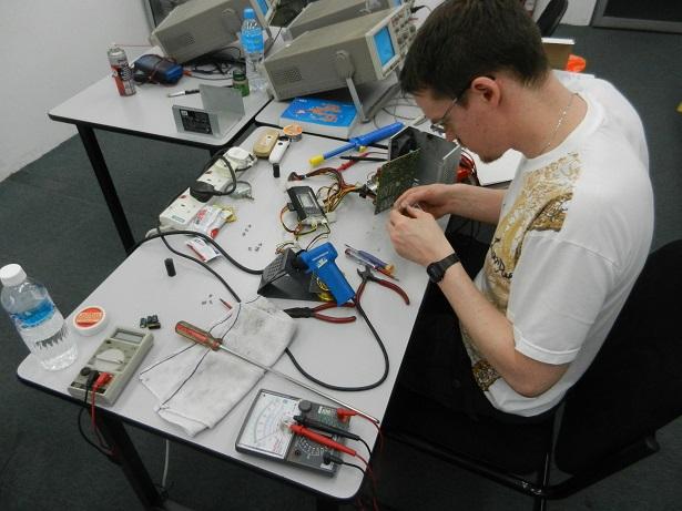 repair course 3