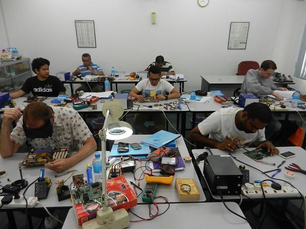 repair course 4