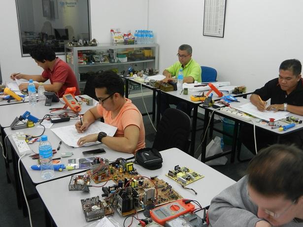 repair course 7