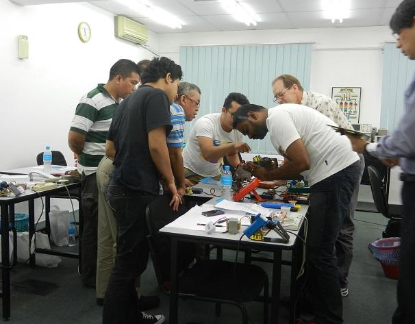 repair course6