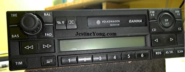 Volkswagen Gamma BVX 1JO 035 186 E