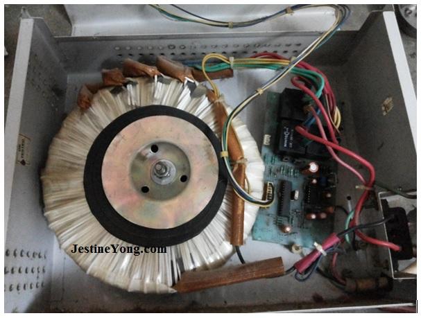 ac stabilizer repairing