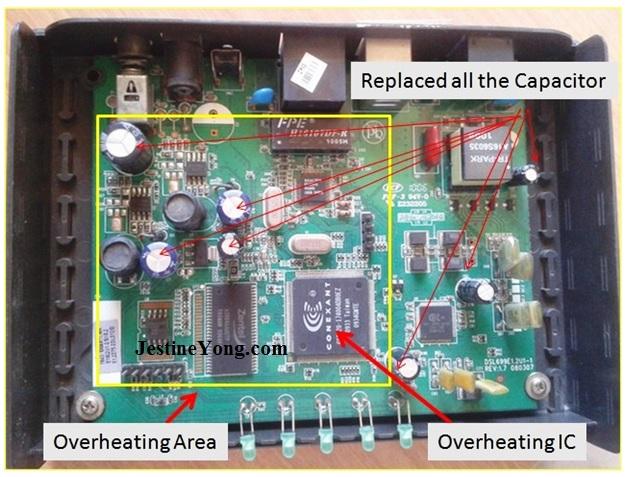 dlink router repairs