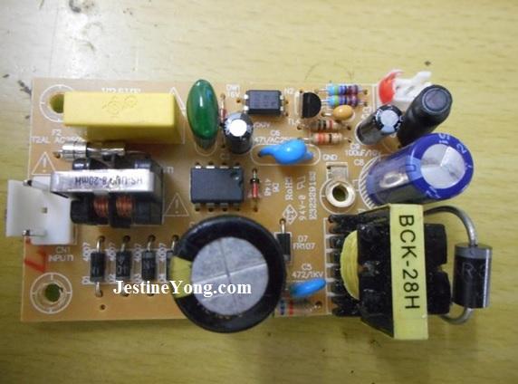 dvd player power supply
