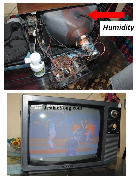 eltec tv repairing
