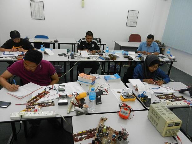 kursus asas elektronic