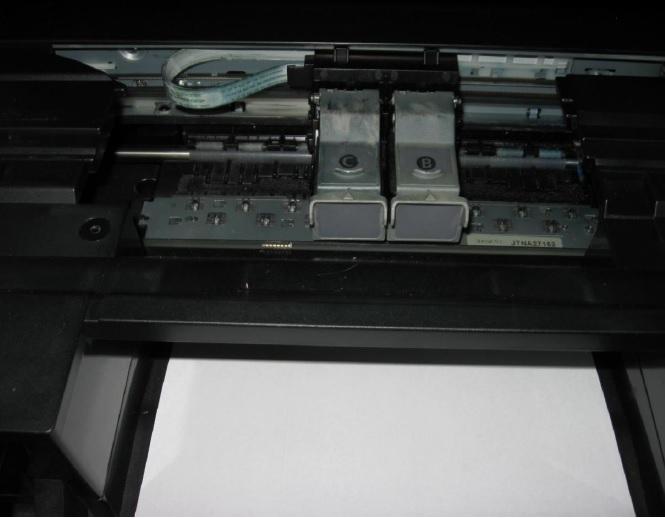 mx320 printer repairing