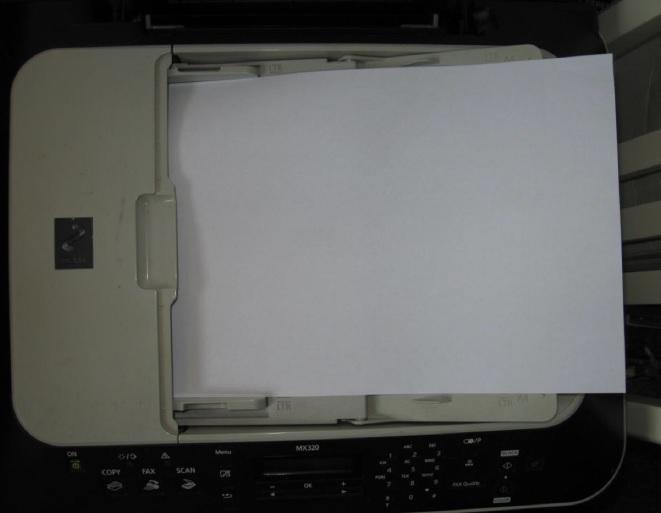 mx320 printer repairinging