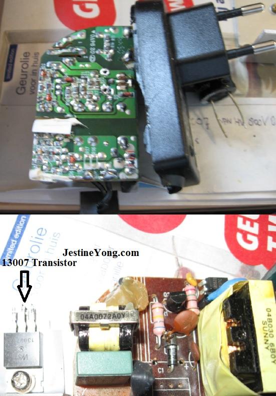 power adapter repair 1