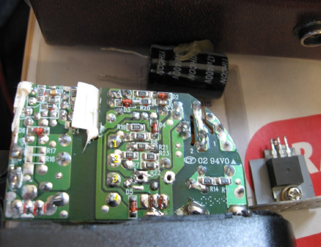 power adapter repairing
