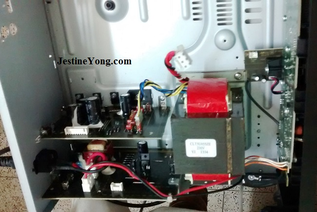 Protection mode in Denon AVR-X500 solved   Electronics Repair And