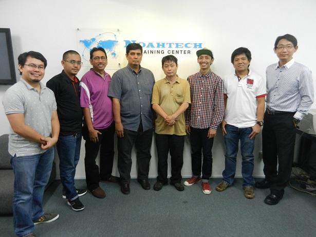 electronic repair course malaysia