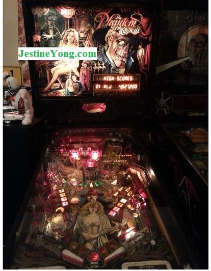 pinball machinerepairing