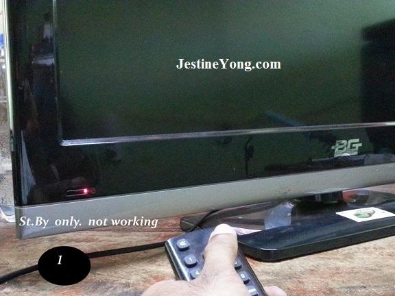 lcd tv repair