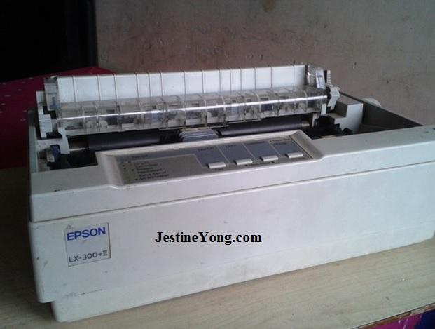 Epson LX II Driver Download - Printers Driver