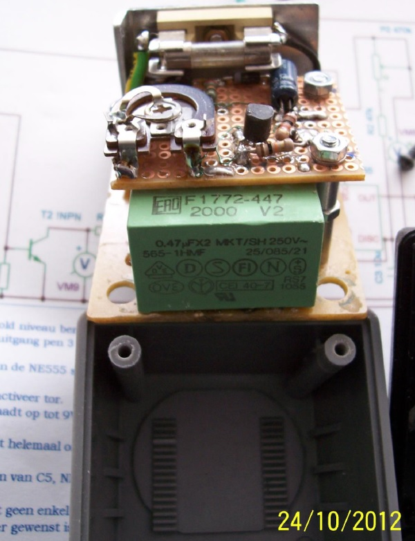 fan controlled regulator3