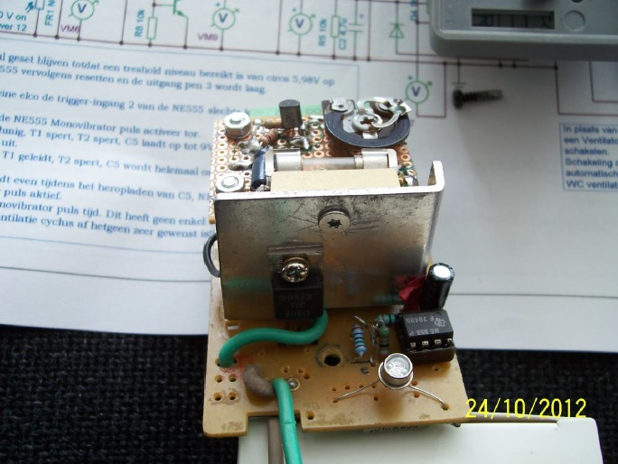 fan controlled regulator4