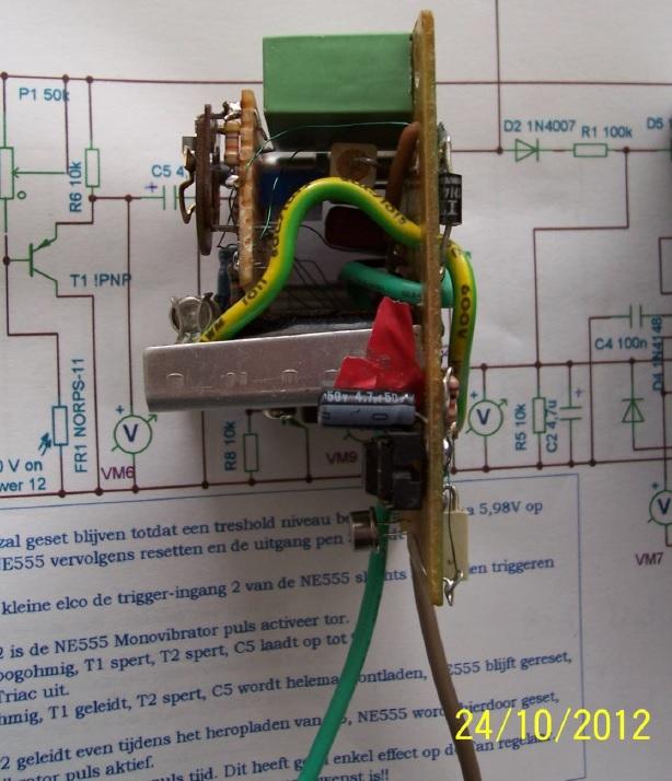 fan controlled regulator5
