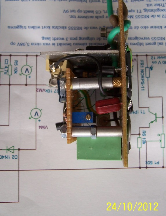 fan controlled regulator6