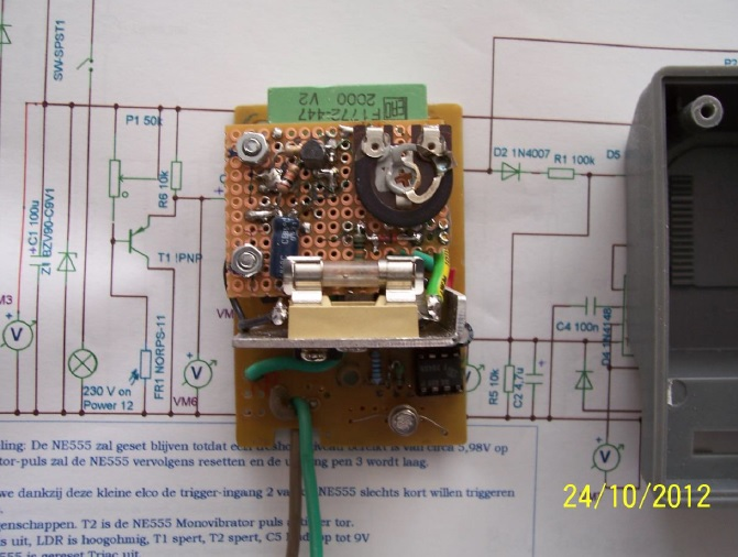 fan controlled regulator7