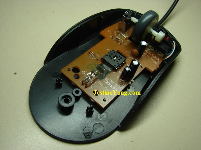 computer mouse repair