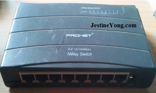 network switch repair1
