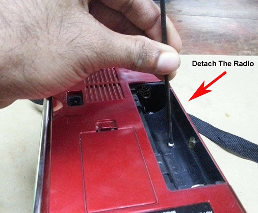 repair radio
